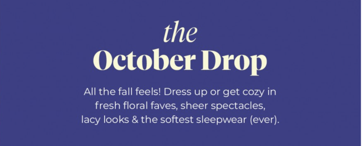 Adore Me October 2020 Selection Window Open + Coupon Code!
