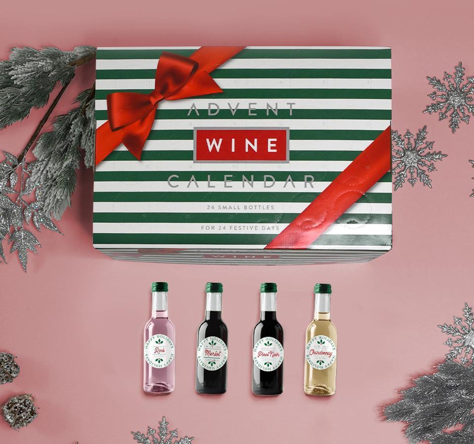 Sip and Savor The Festive Wine Advent Calendar – On Sale Now!