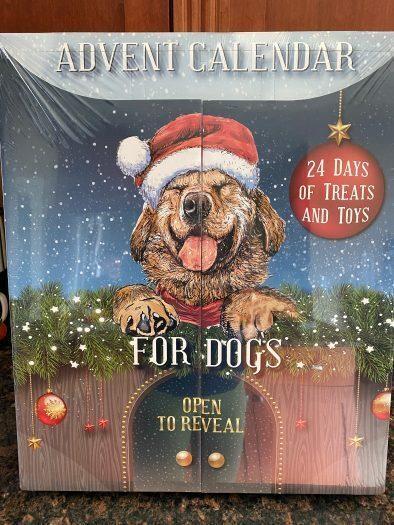 Costco Ultimate Advent Calendar for Dogs