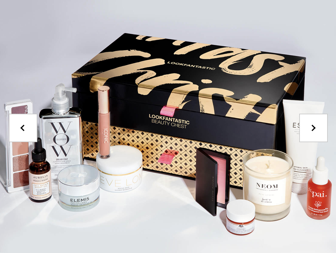 Lookfantastic Beauty Chest 2020 – On Sale Now