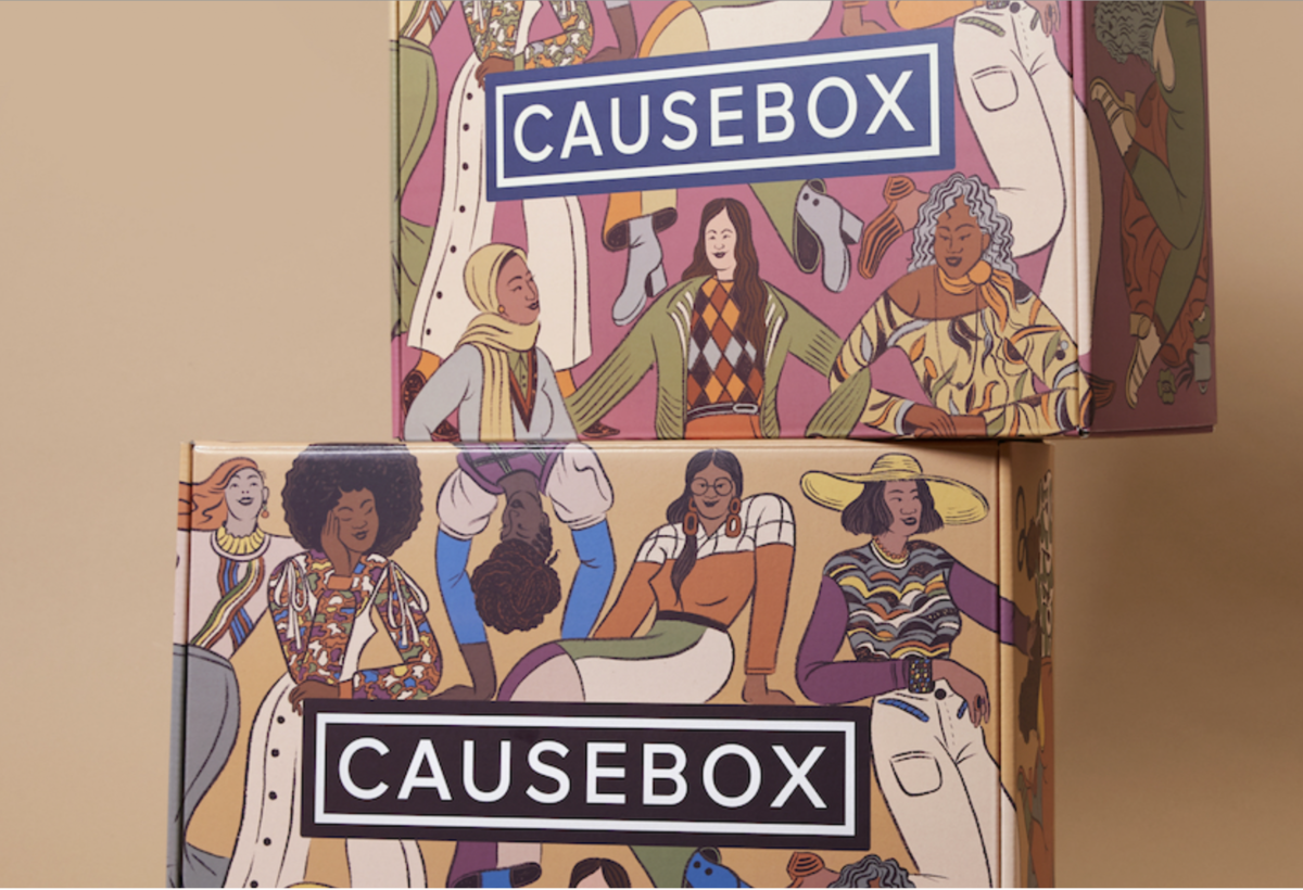 CAUSEBOX Fall 2020 Welcome Box – Free Gift Card with Purchase