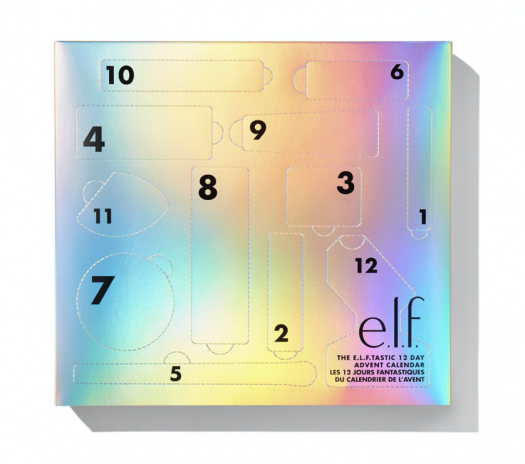 e.l.f.astic 12 Day Advent Calendar – On Sale Now!