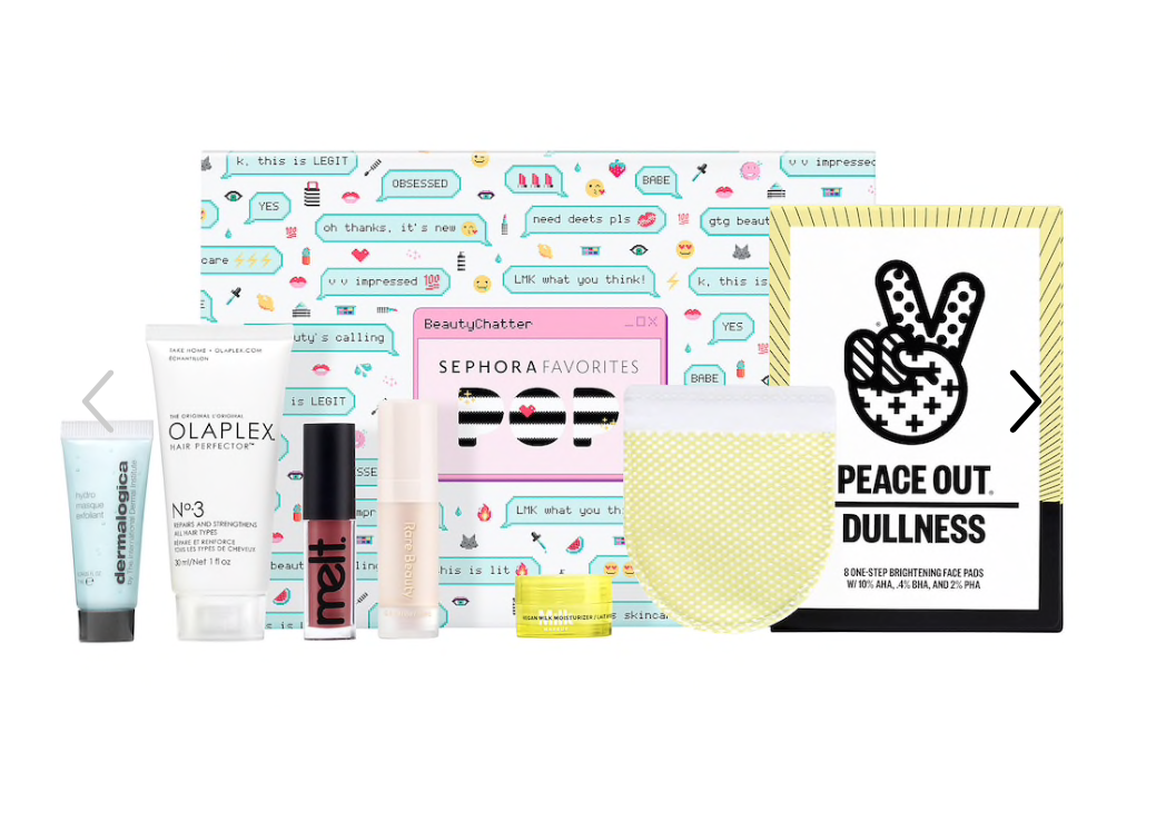 New Sephora Favorites POP Set – On Sale Now