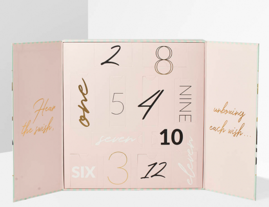 INGLOT Cosmetics 12 Beauty Wishes Advent Calendar – On Sale Now