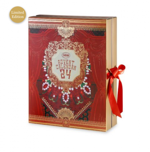 Sabon Sugar Plum Beauty Advent Calendar – On Sale Now!
