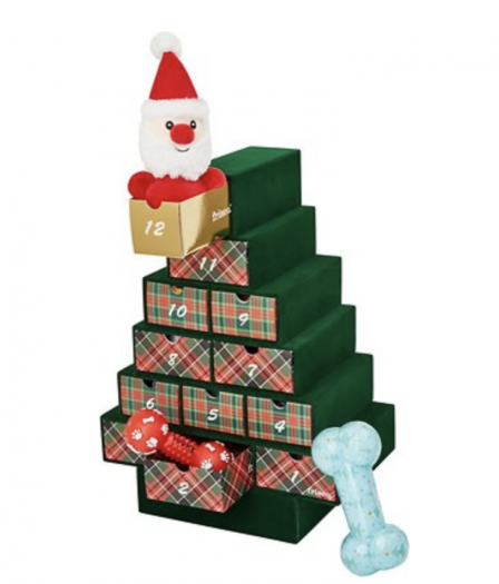 Frisco Holiday Advent Calendars for Dogs & Cats