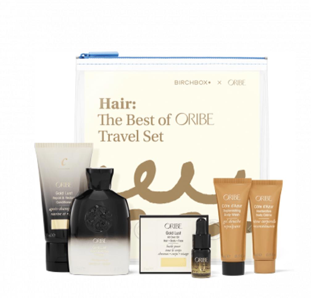 Birchbox X Oribe Travel Set – On Sale Now