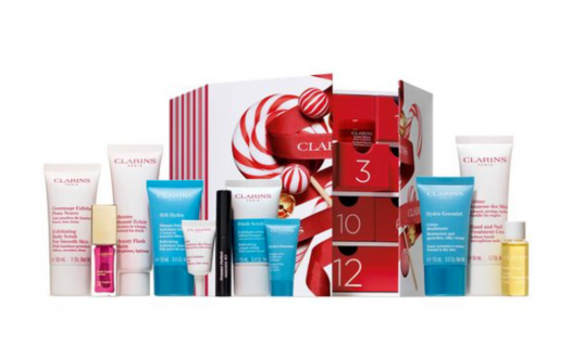Clarins 12-Day Advent Calendar – On Sale Now