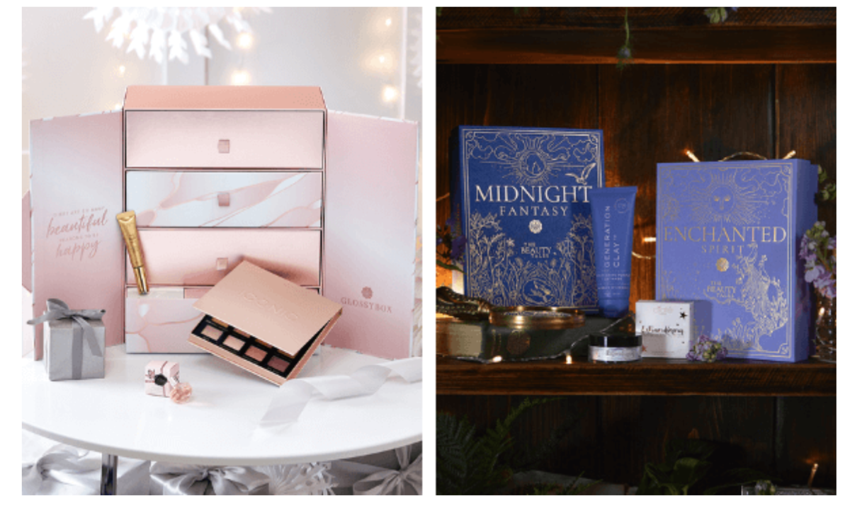 GLOSSYBOX Coupon Code – Free October Box with Advent Calendar Purchase