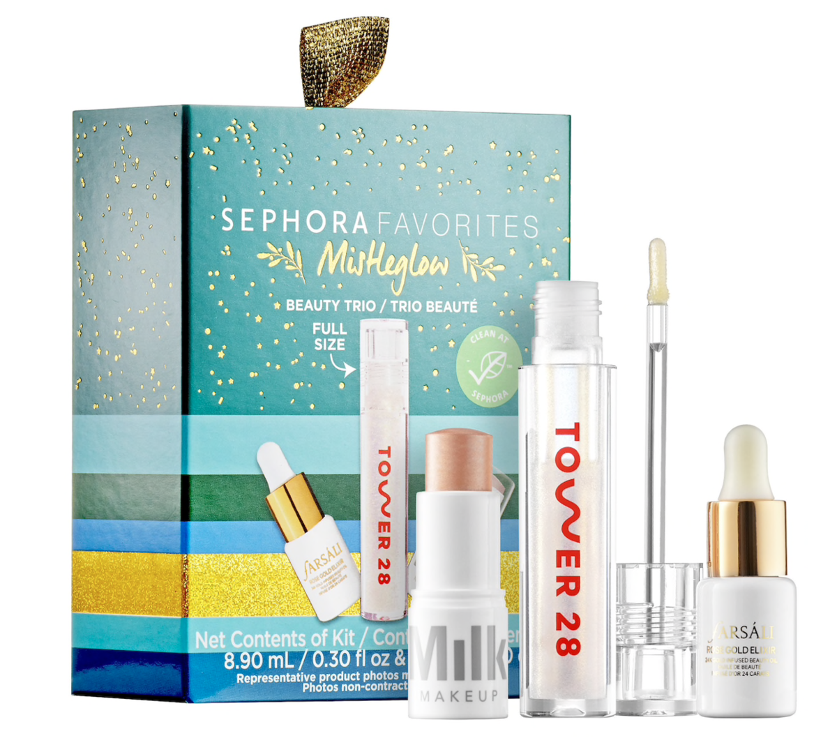 SEPHORA FAVORITES Mini Mistle Glow Clean Highlight Set – On Sale Now + Coupon Codes