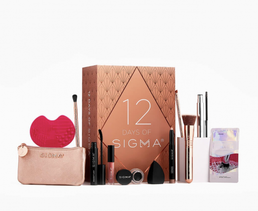 Sigma Beauty 12 Days of Sigma Advent Calendar – On Sale Now!