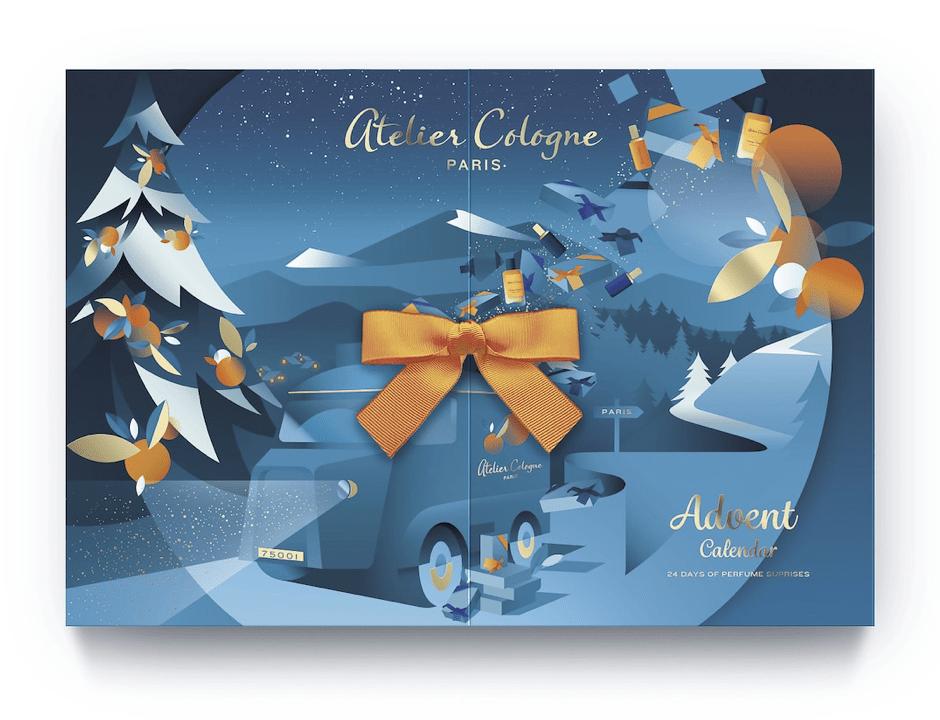 Atelier Cologne Clémentine California Advent Calendar Perfume Set  – On Sale Now