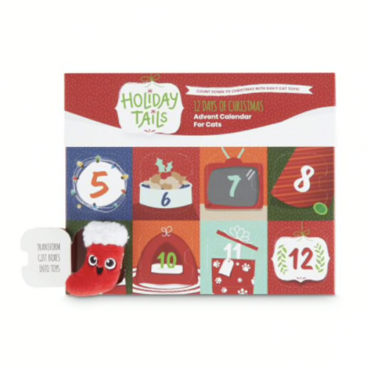 Petco 12 Days of Christmas Advent Calendars for Dogs & Cats