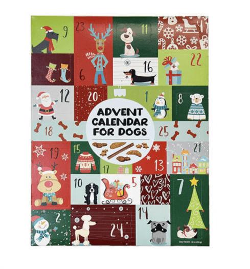 Sam's Club 2020 Advent Calendar for Dogs – On Sale Now!