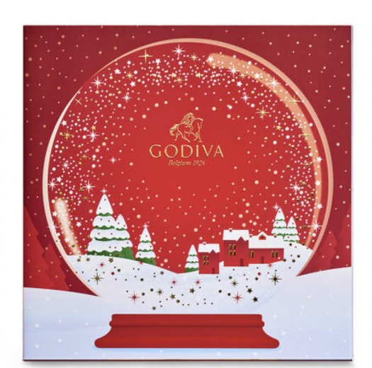 2020 Godiva Holiday Luxury Chocolate Advent Calendar – On Sale Now