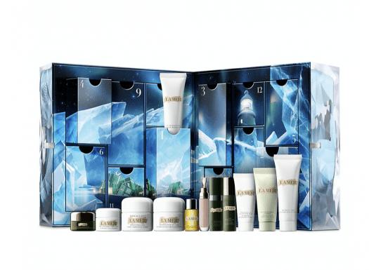 La Mer The Twelve Days Of Luminous Hydration 12-Piece Set Advent Calendar