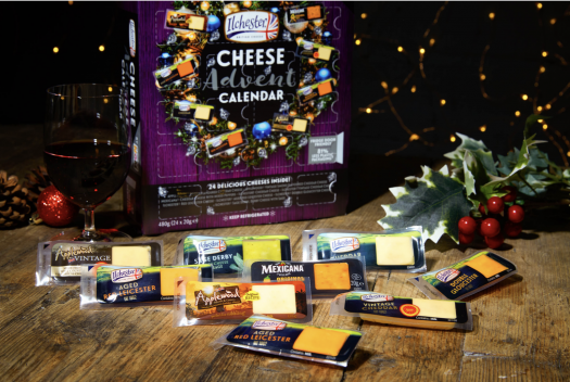 So Wrong It's Nom 2020 Cheese Advent Calendar – Coming Soon!