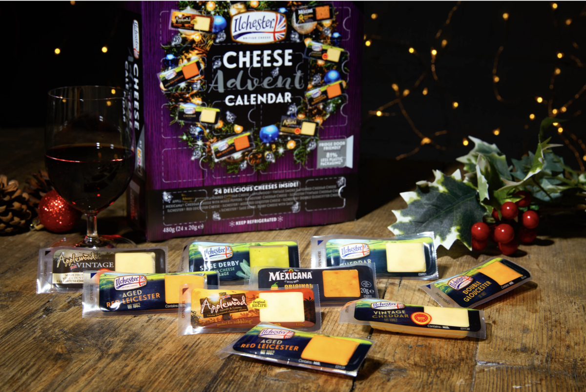 So Wrong It's Nom 2020 Ilchester Cheese Advent Calendar – In Stores Now!