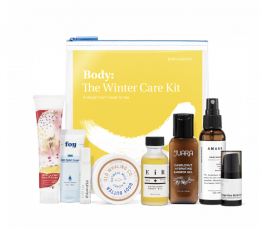 Birchbox The Winter Body Care Kit – On Sale Now