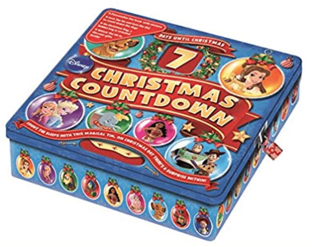 Disney Christmas Countdown Advent Calendar – On Sale Now!
