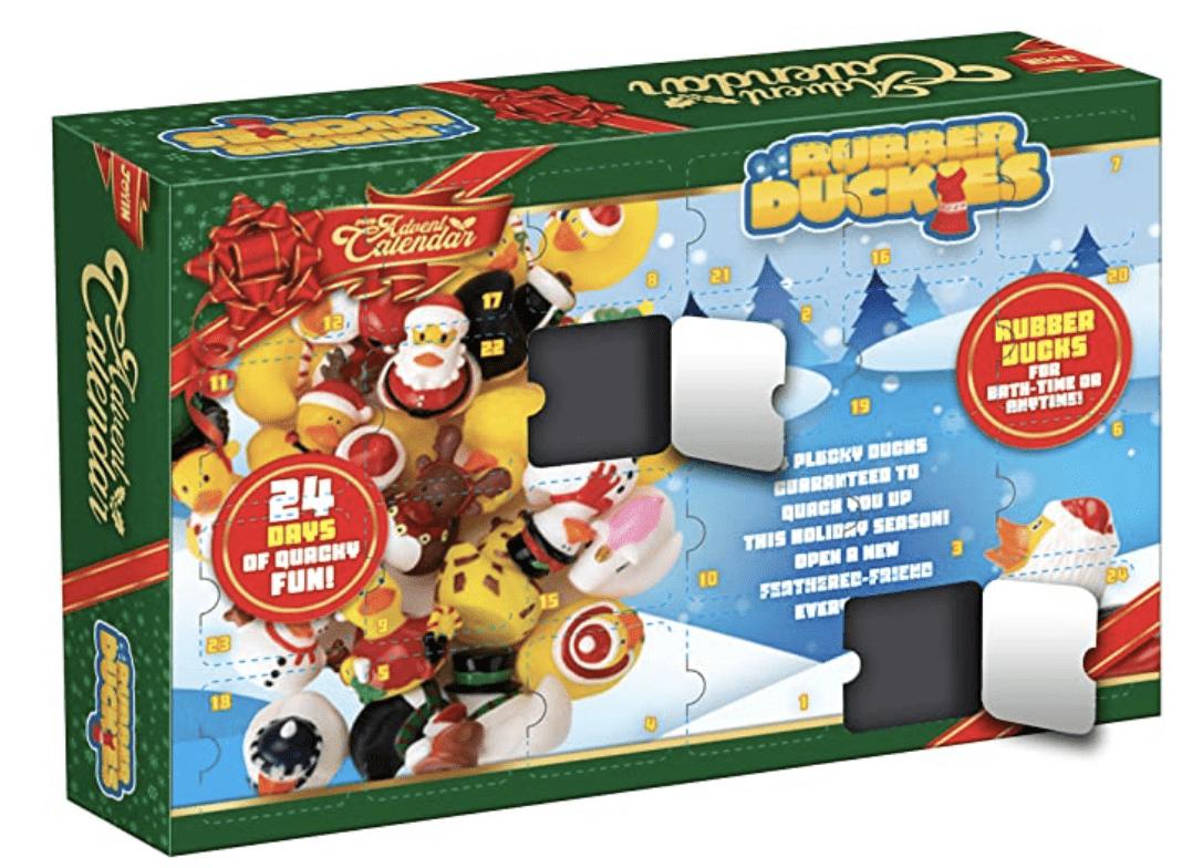 JOYIN Rubber Duckies Advent Calendar – On Sale Now!
