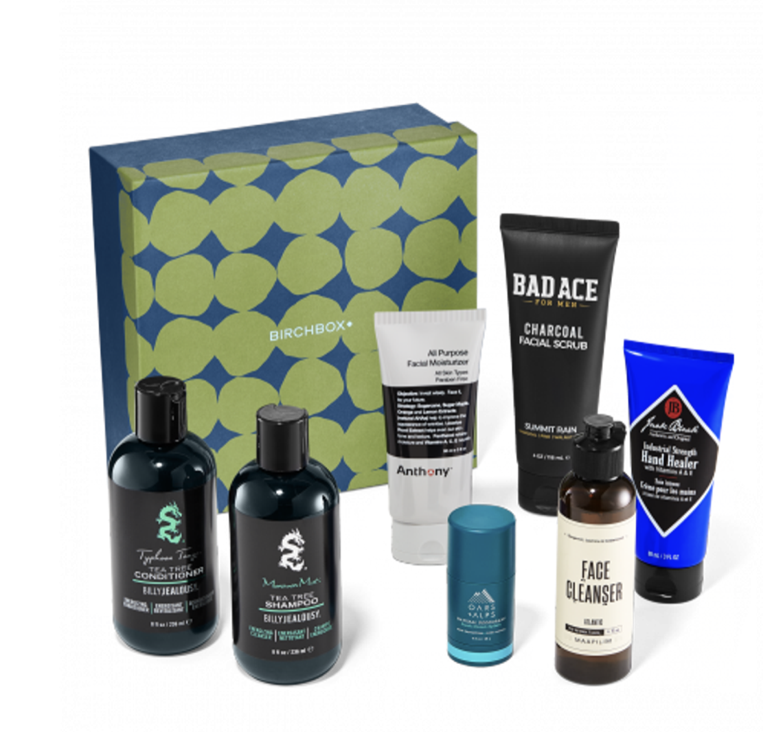 Birchbox Grooming – Best of Grooming Limited Edition Box – On Sale Now