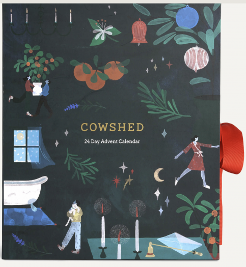 Cowshed 2020 24-Day Advent Calendar – On Sale Now