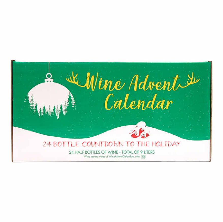 Costco 2020 Wine Advent Calendar – Available Online for CA Residents!
