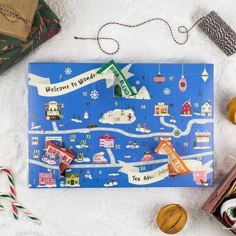 Bird & Blend Tea Advent Calendar – On Sale Now + Full Spoilers!