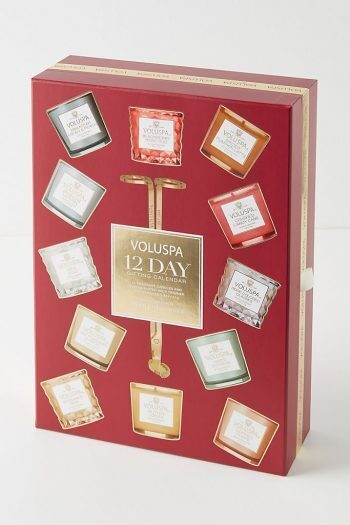 Voluspa 12 Day Candle Gifting Advent Calendar – Save 30% Off