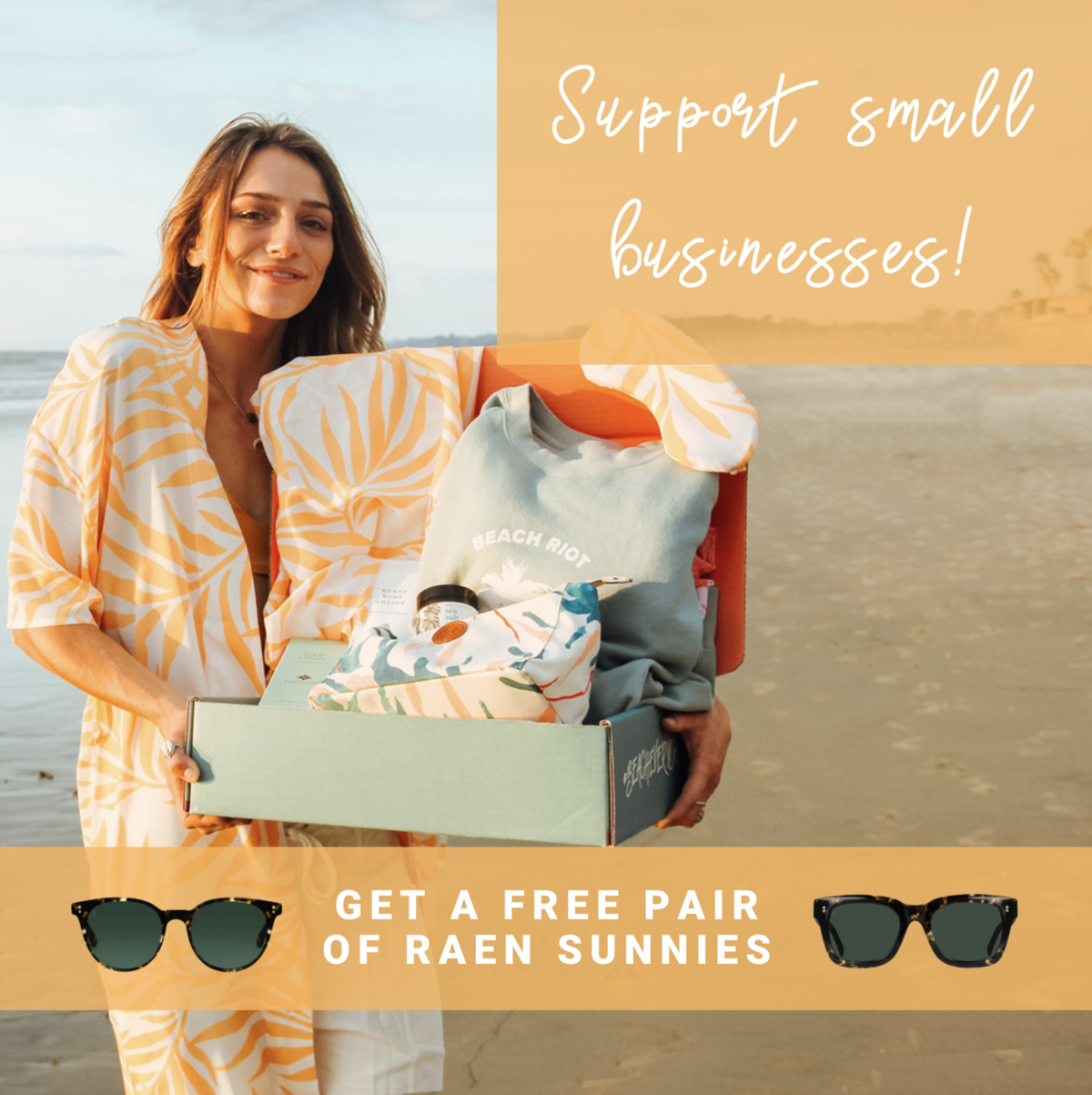 Beachly Black Friday Sale – Save $30, Get Free Sunglasses or Opt for a Free Bonus Box!