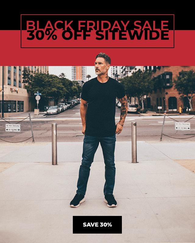 Fresh Clean Tees Black Friday Sale – Save 30%!