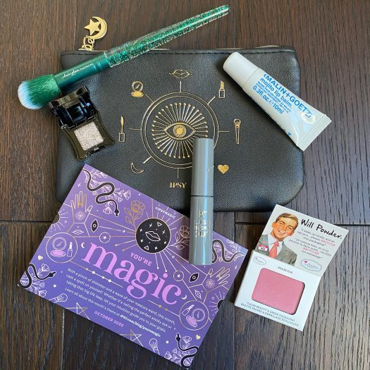 ipsy Review - October 2020