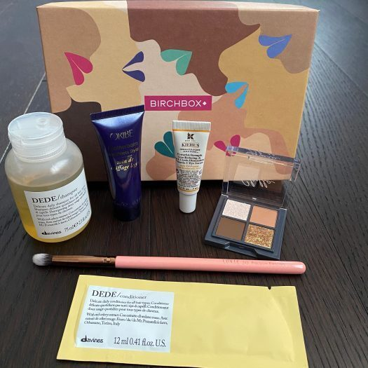 Birchbox Review + Coupon Code - October 2020