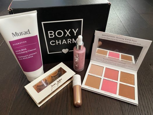 BOXYCHARM Subscription Review - October 2020 + Free Gift Coupon Code
