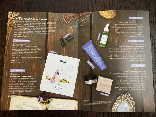 GLOSSYBOX Review + Coupon Code - October 2020