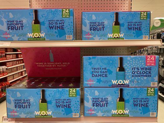 Target wine Advent Calendar