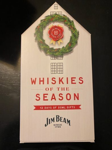 Jim Beam Whiskies of the Season Advent Calendar – Mini Review