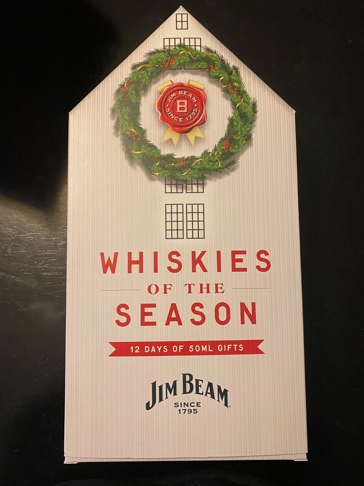 Jim Beam Whiskies of the Season Advent Calendar – Mini Review