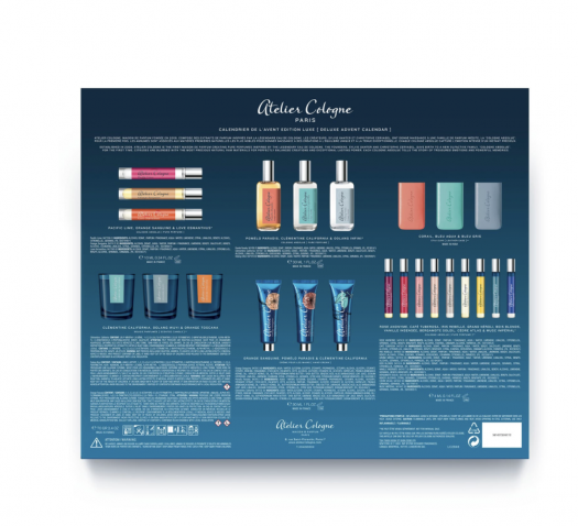 Atelier Cologne Luxury Advent Calendar Perfume Set  – On Sale Now