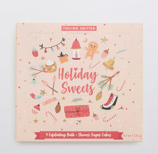 aerie Feeling Smitten Holiday Sweets Advent Calendar