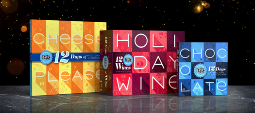 Walmart 12 Days of Wine, Cheese & Chocolate Advent Calendars  – On Sale Now