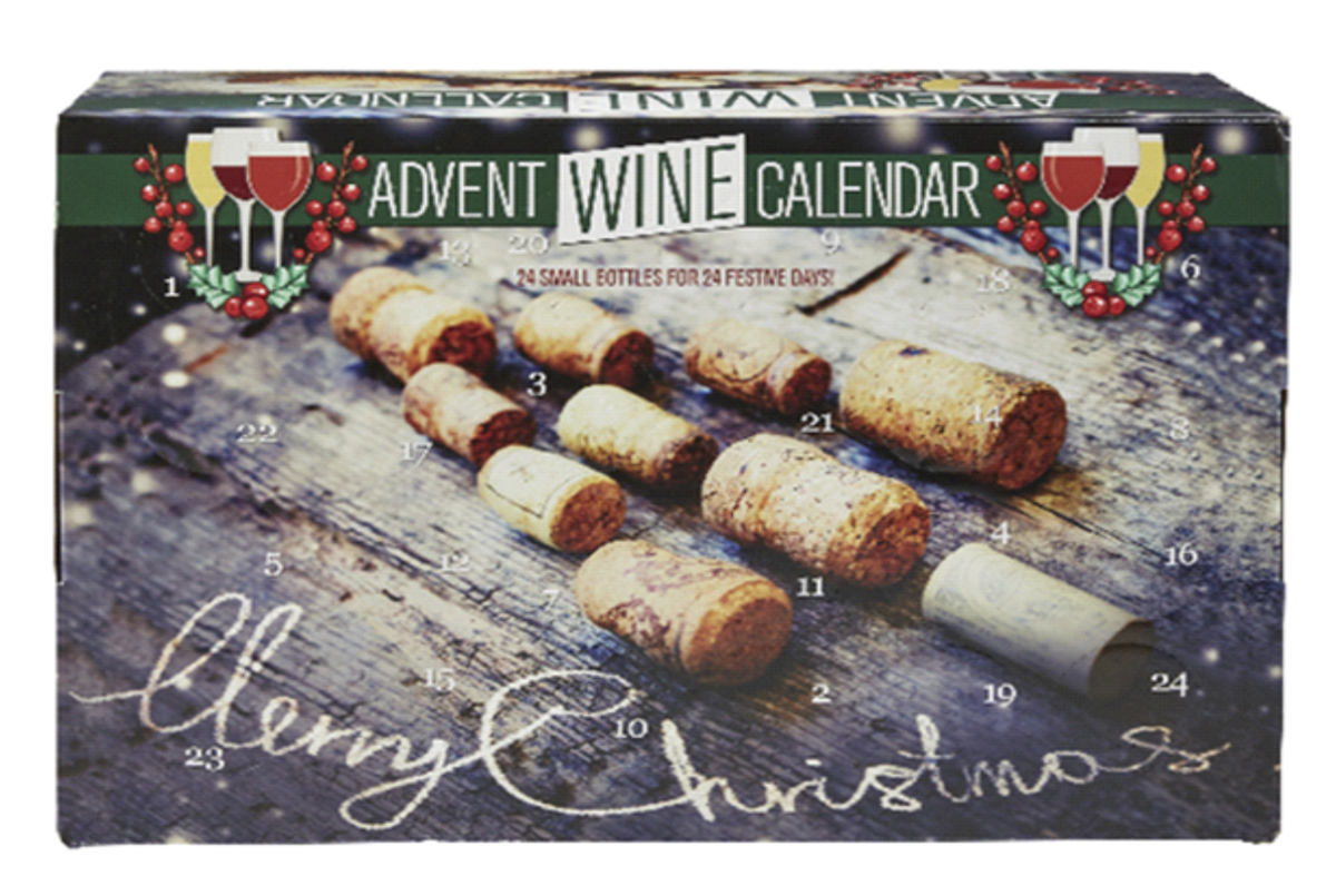 Meijer Vinifera Holiday Landscape Wine Advent Calendar  – Available In-Stores!
