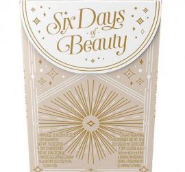 Sam's Club Six Days of Beauty Advent Calendar from Olay, Pantene and Crest