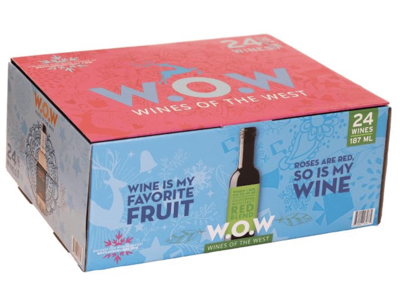 Target W.O.W Holiday Wine Advent Calendar – On Sale Now