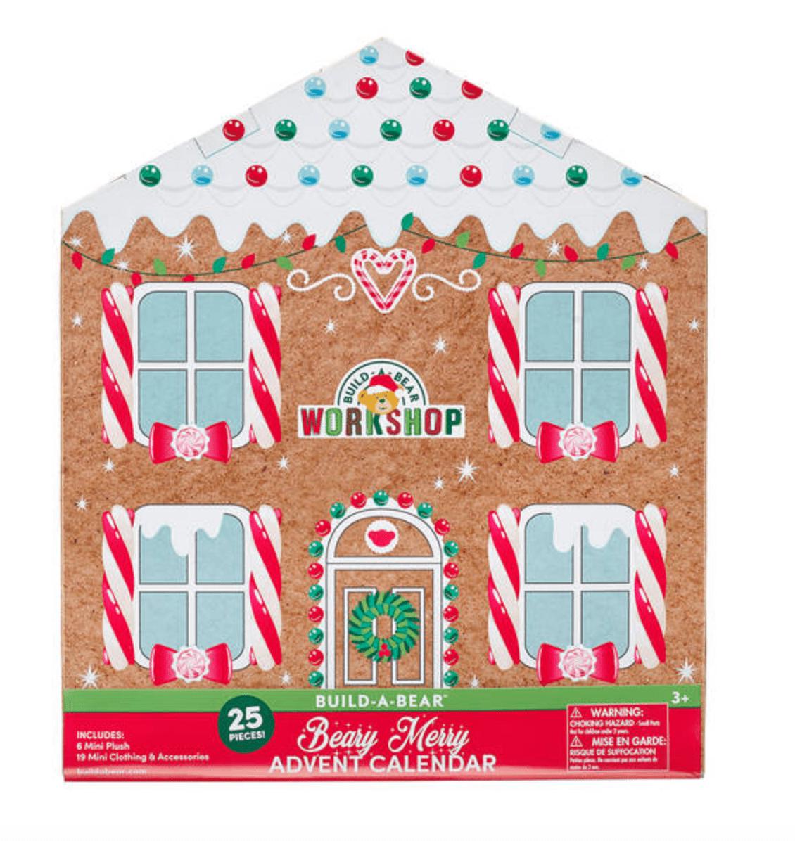 Build-A-Bear Beary Merry Advent Calendar