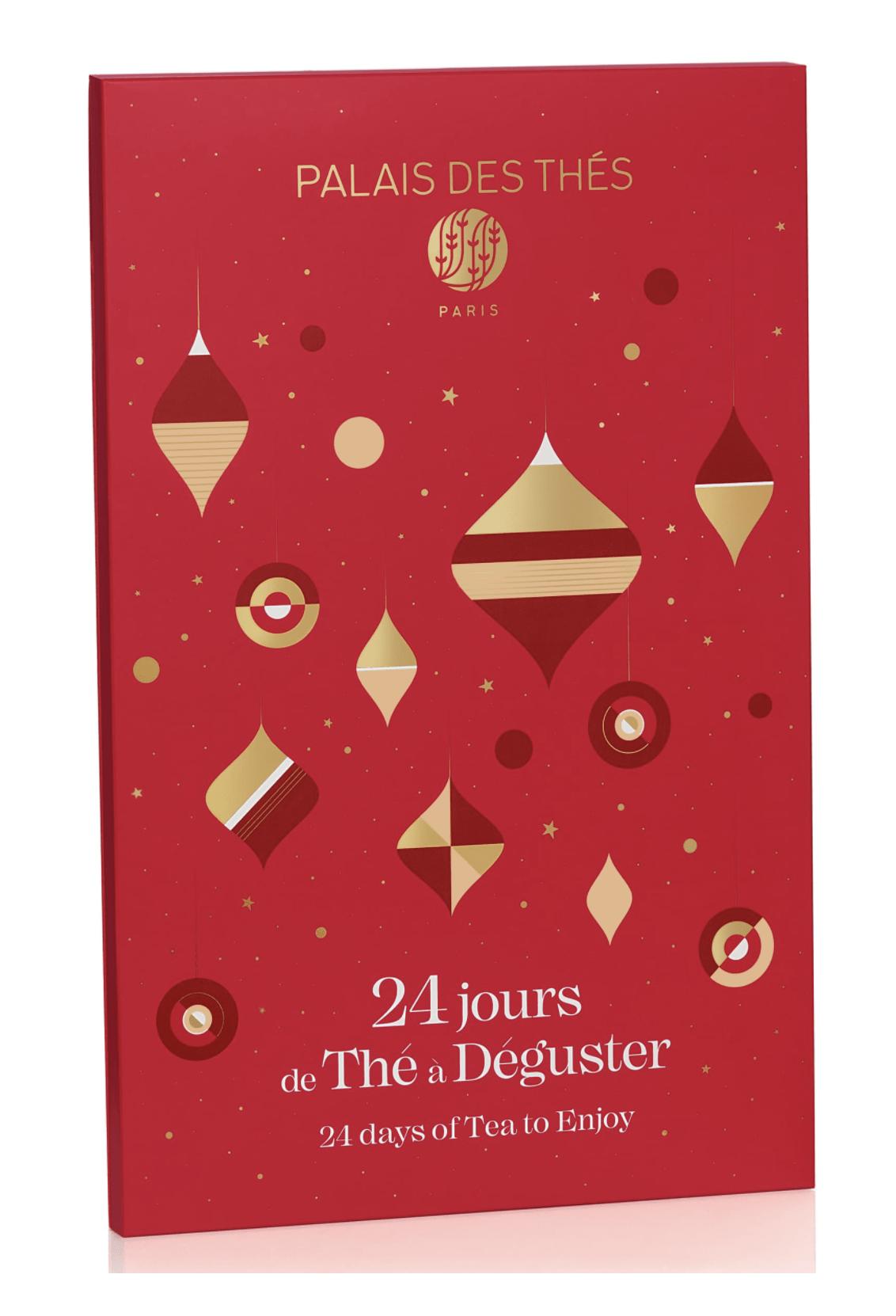 Palais des Thés Countdown to Christmas Tea Advent Calendar – On Sale Now