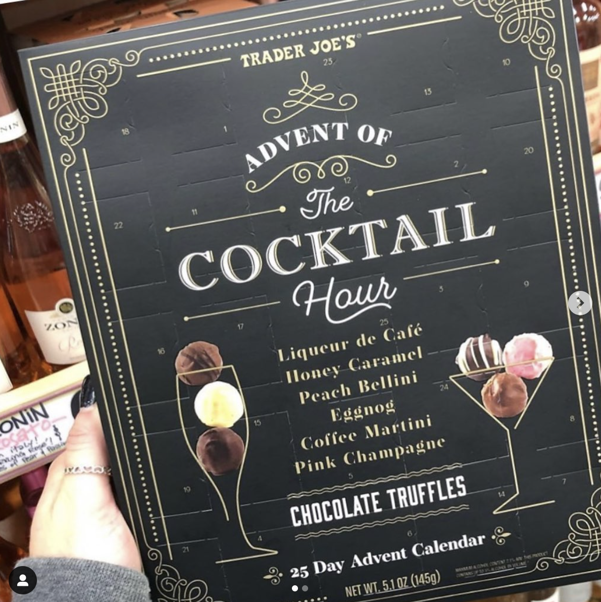Trader Joe's Advent Of Cocktail Hour Calendar – On Sale Now!