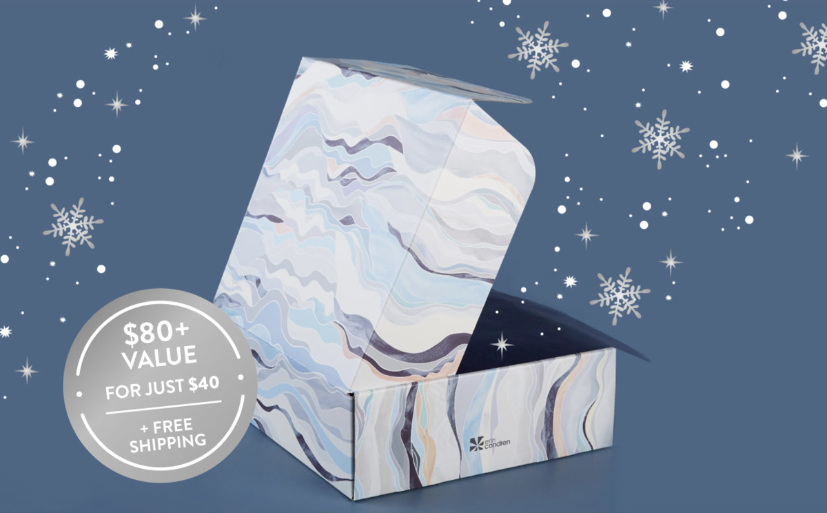 Erin Condren Winter 2020 Seasonal Surprise Box – On Sale Now!