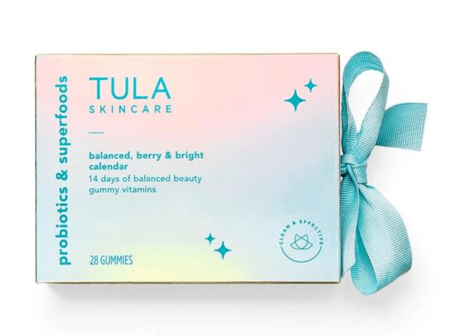 TULA 14 Days of Balanced Beauty Gummy Vitamins Advent Calendar – On Sale Now